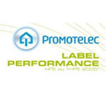 Label performance Promotelec